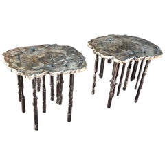 Stalagtite Side Table