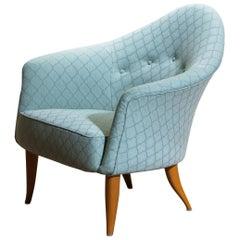 "1950s, ""Little Adam"" Lounge / Easy Chairs by Kerstin Horlin Holmquist, Paradiset"