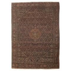 Antique Farahan Sarouk Rug, circa 1880