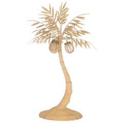 Mario Torres Palm Tree Floor Lamp