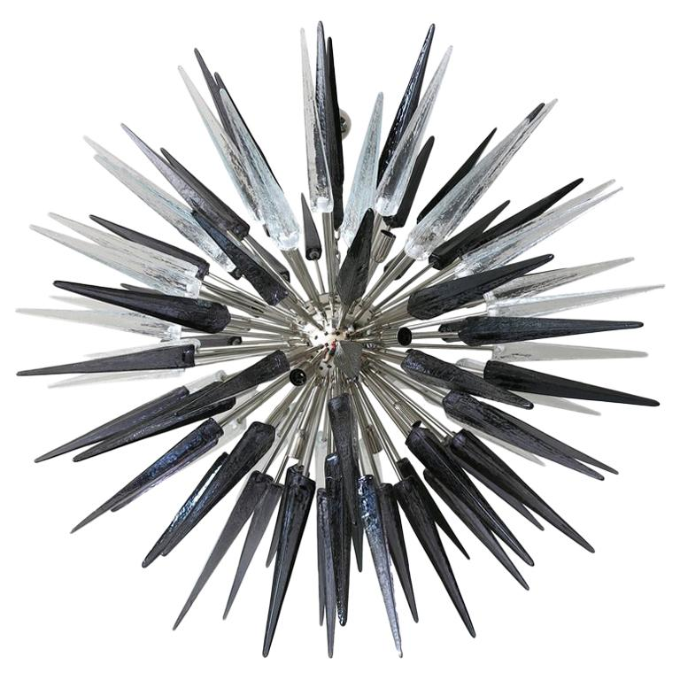 Scoppio Sputnik Chandelier by Fabio Ltd For Sale