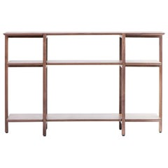 Librero A-2, Mexican Contemporary Bookcase by Emiliano Molina for Cuchara
