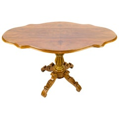 Victorian Tilt-Top Center or Dessert Table