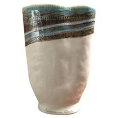 Marianna von Allesch Free Form Abstract Vase
