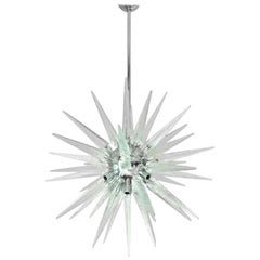 Shards Sputnik Chandelier by Fabio Ltd