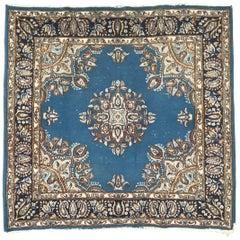 Little Square Indian Vintage Rug