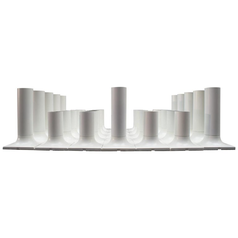 101 Ceilings or Wall Lamps from Rolf Krüger for Staff Leuchten, 1960s, Germany For Sale