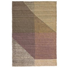 Nanimarquina Capas 5 Standard Rug in Beige by Mathias Hahn