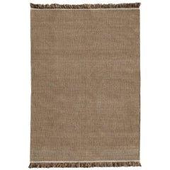 Nanimarquina Wellbeing Nettle Dhurrie Medium Rug by Ilse Crawford