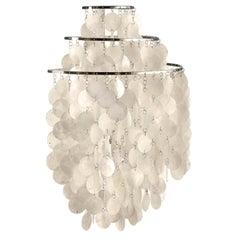 Fun 1WM Seashell Wall Light by Verner Panton