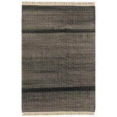 Tres Outdoor Rug in Black by Nani Marquina