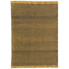 Tres Outdoor Rug in Mustard by Nani Marquina