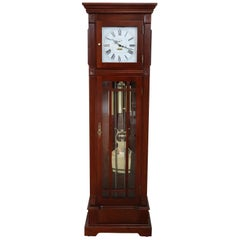 21st Century Longcase Clock or Tall Case Clock German Kieninger Mechanism