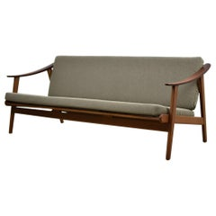 Modernist Three-Seat from Denmark, 1960s
