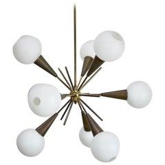 'Sputnik' Pendant by Stillovo, Italy, 1950s