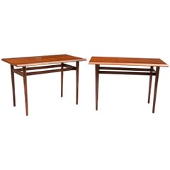 Midcentury Tables by Arne Vodder
