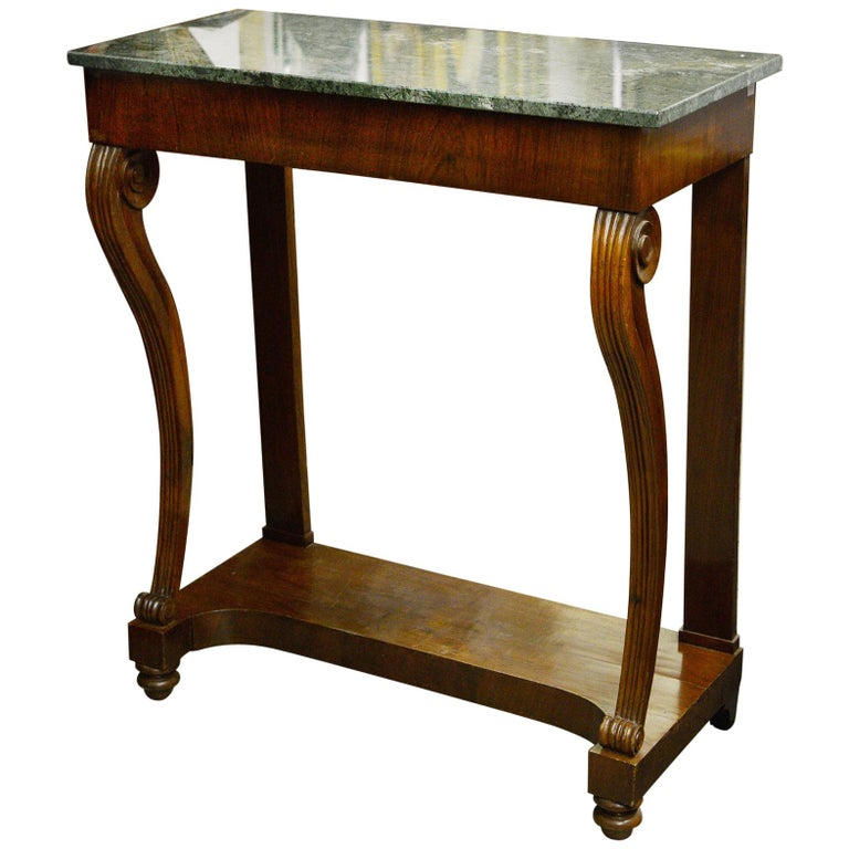 Antique Italian Tuscan Empire Console -FINAL  Clearance SALE For Sale