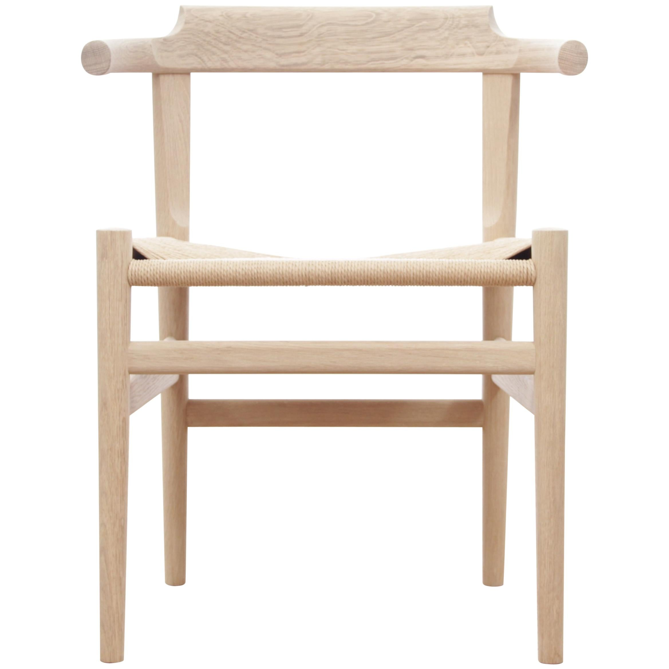 Mid-Century Modern Scandinavian Chair Model PP 68 by Hans Wegner