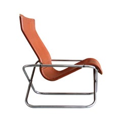 NY Folding Lounge Chair by Takeshi Nii, 'Japan, 1970'