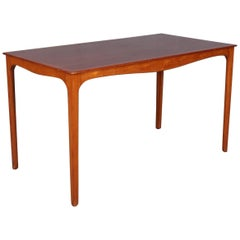 Ole Wanscher Coffee Table, Mahogany, A. J. Iversen
