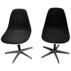 Midcentury American Dining Chairs by Charles & Ray Eames for Herman Miller 1960