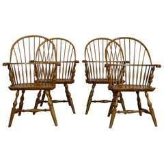 Windsor Chair Set of 4