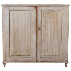 18th Century Provincial Swedish Gustavian Sideboard