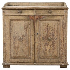 Late 18th Century Swedish Gustavian Sideboard