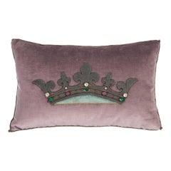 B. Viz Design Antique Textile Pillow