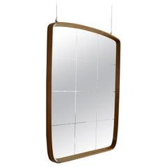 Osvaldo Borsani Attributed Mirror