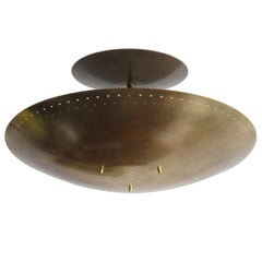 "Ceiling Flush Mount ""Utah"" by Gallery L7"