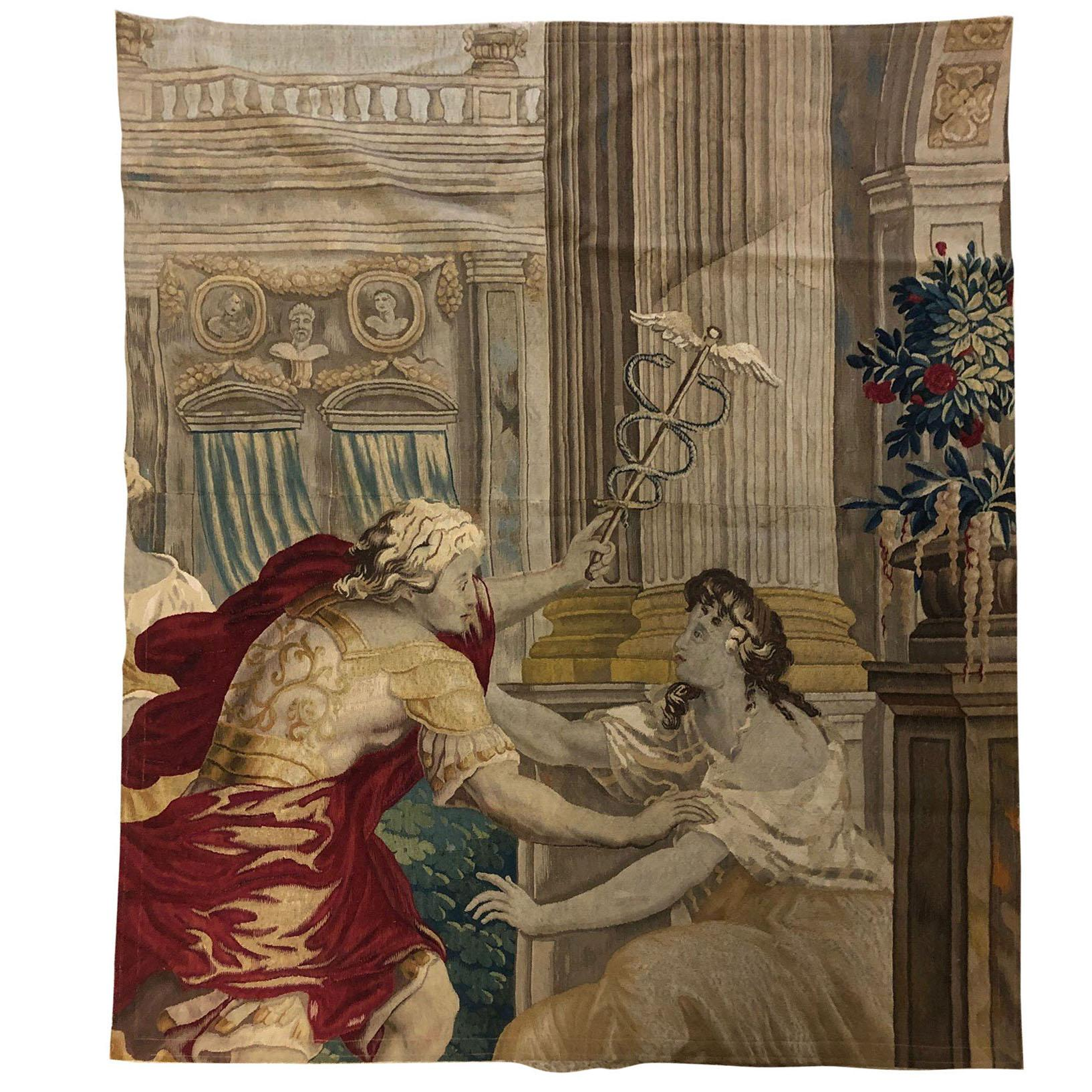Tapestry Beauvais, 18th Century