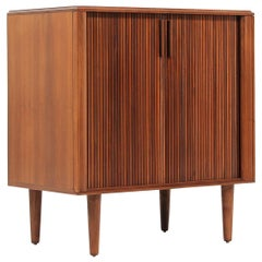 Mid-Century Modern Apothecary Cabinets