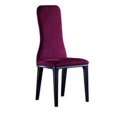 Optical Skin Purple Chair