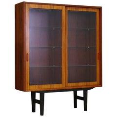 Hundevad Bookcase Rosewood Original Vintage