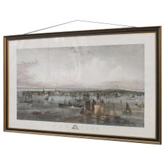 New York Harbor Print