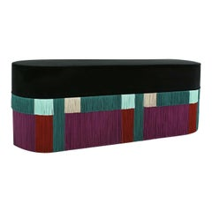 Couture Geometric Wien Bench