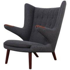 Papa Bear Chair by Hans Wegner for A.P Stolen
