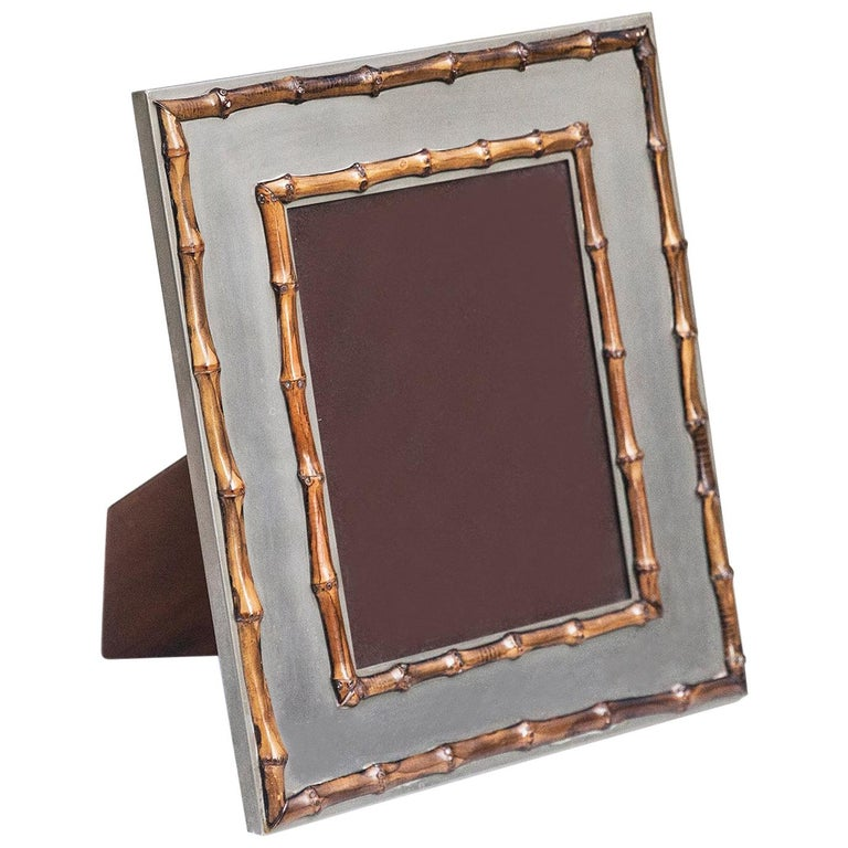 Tommaso Barbi Picture Frame Bamboo For Sale