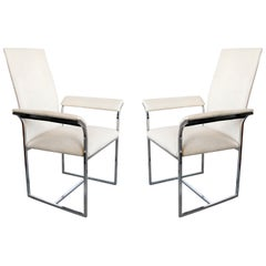 A Pair of Chairs by Cal-Style
