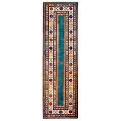 Beautiful 21st Century Turkish Talish Runner