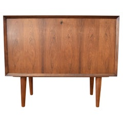 Danish Midcentury Cado Rosewood Bar Cabinet by Poul Cadovius, 1965