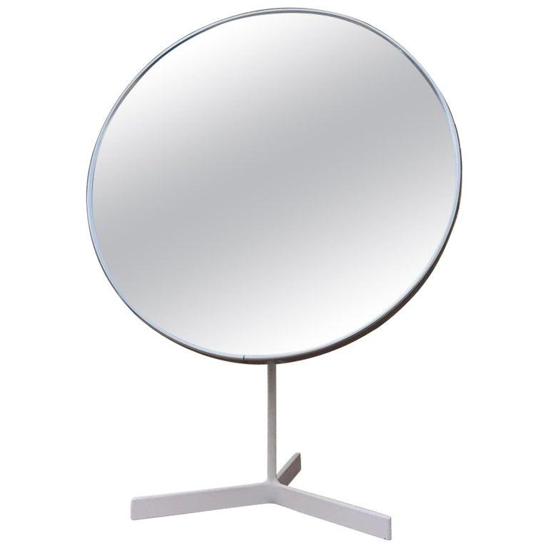 Durlston Designs Vanity Mirror Vintage Table Mirror For Sale