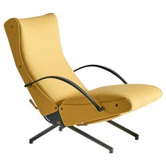 Osvaldo Borsani P40 Lounge Chair, First Edition for Tecno, Italy, 1955