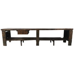 Spanish Working Table