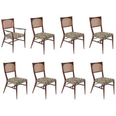 Set of Eight Paul McCobb Dining Chairs