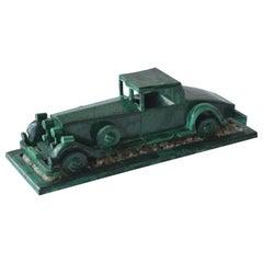 Malachite Classic Car