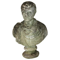 Aged French Bust
