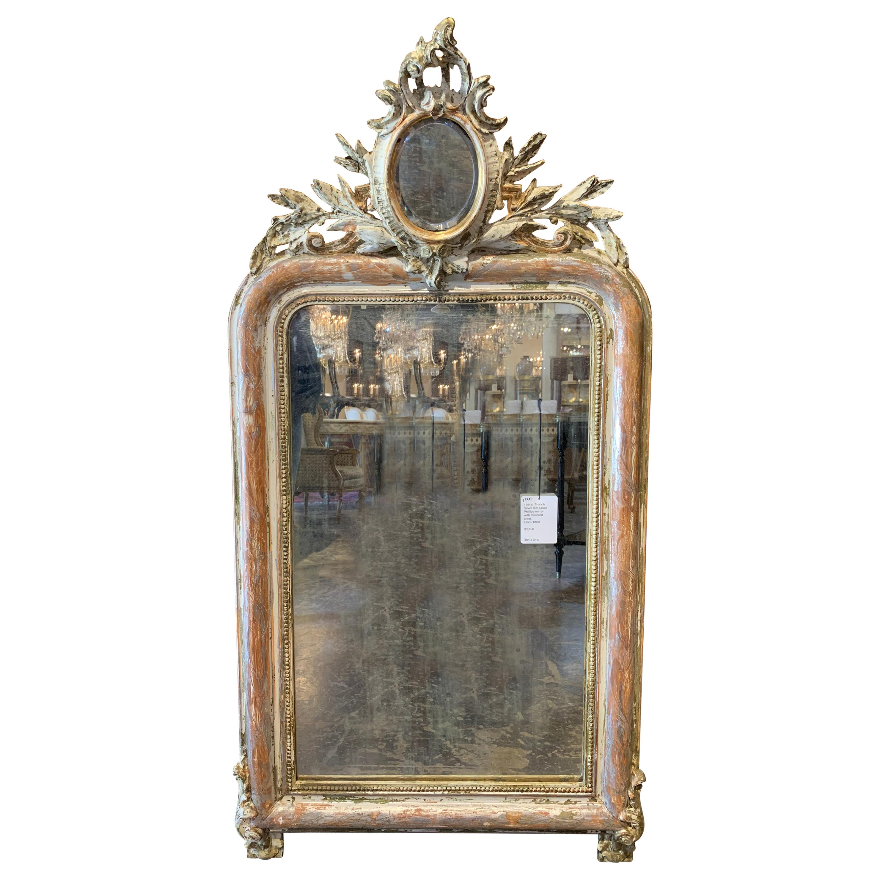 12208b84436 Antique and Vintage Mirrors - 15