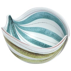 Bowl by Stig Lindberg, Sweden, circa 1950